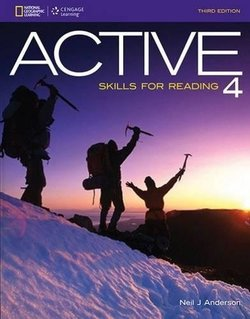 Active Skills for Reading 4 Student Book - Neil Anderson - 9781133308096