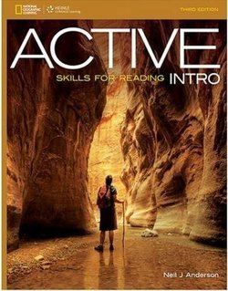 Active Skills for Reading Intro Student Book - Neil Anderson - 9781133308126