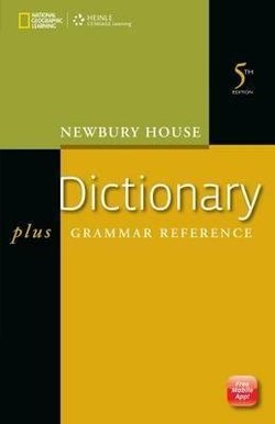 Heinle Newbury House Dictionary of American English with Mobile Phone App - Philip Rideout - 9781133312857