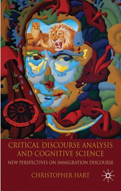 Critical Discourse Analysis and Cognitive Science - C. Hart - 9781137521613