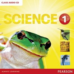 Big Science 1 Class CD -  - 9781292144337