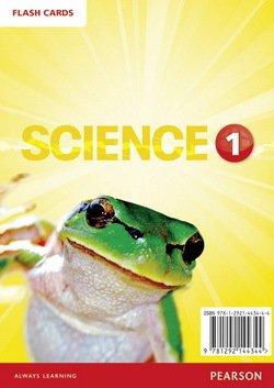 Big Science 1 Flashcards -  - 9781292144344