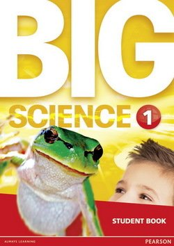 Big Science 1 Student's Book -  - 9781292144351