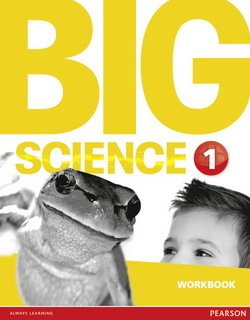 Big Science 1 Workbook -  - 9781292144375