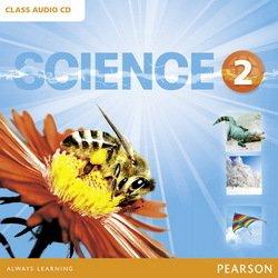 Big Science 2 Class CD -  - 9781292144405