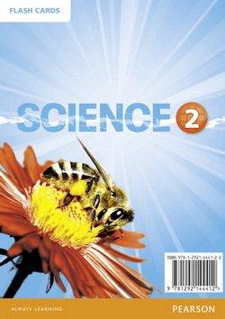 Big Science 2 Flashcards -  - 9781292144412