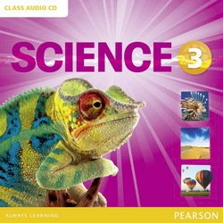 Big Science 3 Class CD -  - 9781292144467