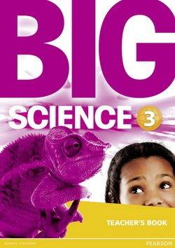 Big Science 3 Teacher's Book -  - 9781292144498