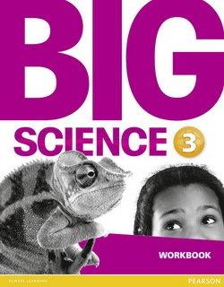 Big Science 3 Workbook -  - 9781292144504