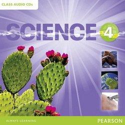 Big Science 4 Class CD -  - 9781292144528
