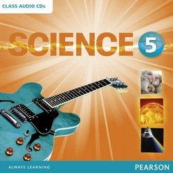 Big Science 5 Class CD -  - 9781292144580