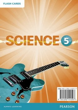 Big Science 5 Flashcards -  - 9781292144597