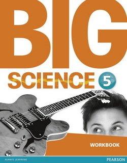 Big Science 5 Workbook -  - 9781292144627