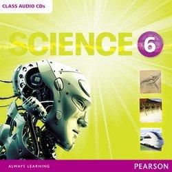 Big Science 6 Class CD -  - 9781292144641