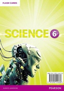Big Science 6 Flashcards -  - 9781292144658