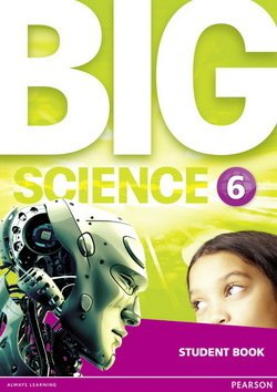 Big Science 6 Student's Book -  - 9781292144665