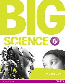 Big Science 6 Workbook -  - 9781292144689