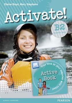 Activate! B2 Student's Book with ActiveBook - Elaine Boyd - 9781292178974