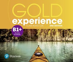 Gold Experience (2nd Edition) B1+ Pre-First for Schools Class Audio CDs - Lindsay Warwick - 9781292194653