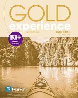 Gold Experience (2nd Edition) B1+ Pre-First for Schools Workbook -  - 9781292194776