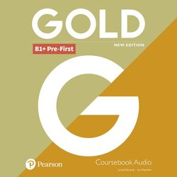 Gold (New Edition) B1+ Pre-First Class Audio CDs -  - 9781292202433