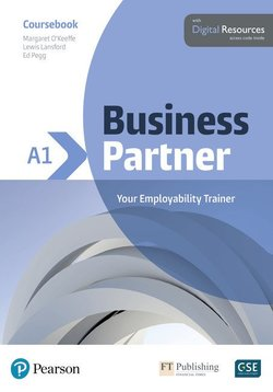 Business Partner A1 Coursebook with Digital Resources -  - 9781292233512
