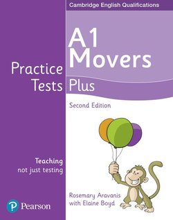 Young Learners English Practice Tests Plus (2nd Edition) Movers A1 Student's Book - Elaine Boyd - 9781292240244