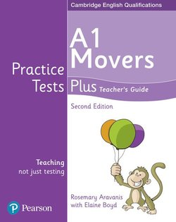 Young Learners English Practice Tests Plus (2nd Edition) Movers A1 Teacher's Guide with Online Audio - Elaine Boyd - 9781292240251