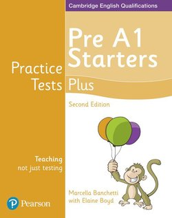 Young Learners English Practice Tests Plus (2nd Edition) Starters Pre-A1 Student's Book - Elaine Boyd - 9781292240282
