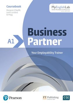 Business Partner A1 Coursebook with Digital Resources & MyEnglishLab -  - 9781292248615