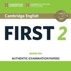 Cambridge English: First (FCE) 2 Audio CDs (2) -  - 9781316503546