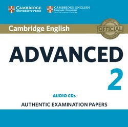 Cambridge English: Advanced (CAE) 2 Audio CDs (2) -  - 9781316504482