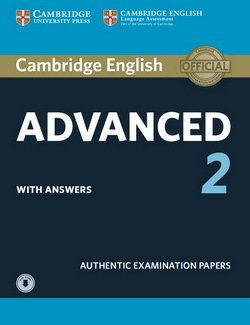Cambridge English: Advanced (CAE) 2 Student's Book with Answers & Audio Download -  - 9781316504499