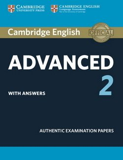 Cambridge English: Advanced (CAE) 2 Student's Book with Answers -  - 9781316504505