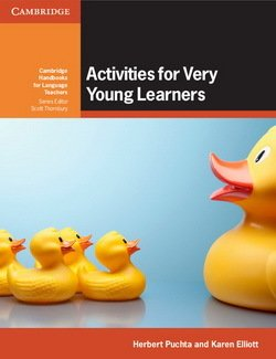 Activities for Very Young Learners - Herbert Puchta - 9781316622735