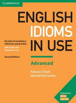 English Idioms in Use (2nd Edition) Advanced Book with Answers - Felicity O'Dell - 9781316629734