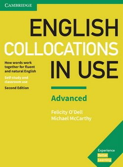 English Collocations in Use (2nd Edition) Advanced Book with Answers - Felicity O'Dell - 9781316629956