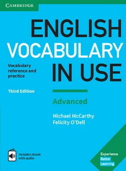 English Vocabulary in Use (3rd Edition) Advanced Book with Answers & Enhanced eBook - Michael McCarthy - 9781316630068