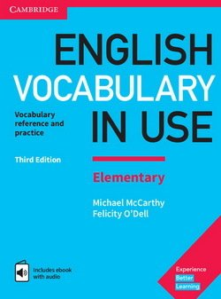 English Vocabulary in Use (3rd Edition) Elementary Book with Answers & Enhanced eBook - Michael McCarthy - 9781316631522