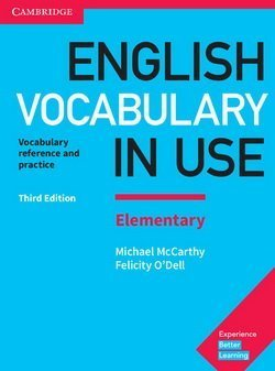 English Vocabulary in Use (3rd Edition) Elementary Book with Answers - Michael McCarthy - 9781316631539