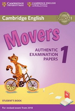 Cambridge English: (2018 Exam) Movers 1 Student's Book -  - 9781316635902