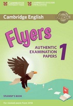 Cambridge English: (2018 Exam) Flyers 1 Student's Book -  - 9781316635919