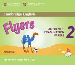 Cambridge English: (2018 Exam) Flyers 2 Audio CDs -  - 9781316636312