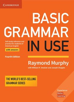 Basic Grammar in Use (4th Edition) Student's Book with Answers - Raymond Murphy - 9781316646748