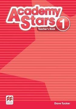 Academy Stars 1 Teacher's Book Pack - Dave Tucker - 9781380006509