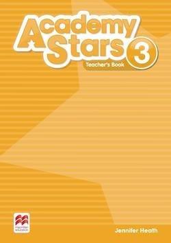 Academy Stars 3 Teacher's Book Pack - Jennifer Heath - 9781380006523
