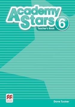Academy Stars 6 Teacher's Book Pack - Dave Tucker - 9781380006554