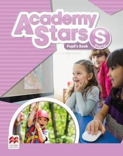 Academy Stars Starter Pupil's Book Pack without Alphabet Book - Jeanne Perrett - 9781380006561