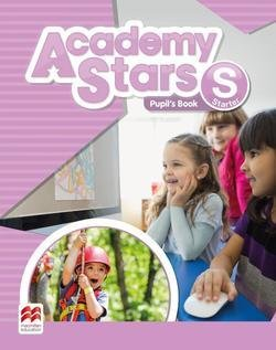 Academy Stars Starter Pupil's Book Pack with Alphabet Book - Jeanne Perrett - 9781380006578