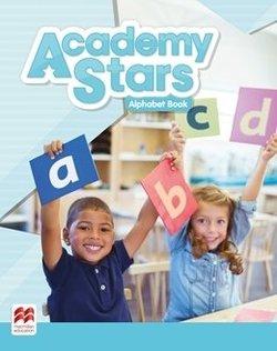 Academy Stars Starter Alphabet Book -  - 9781380006585